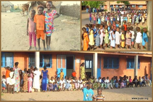 ¡Plus d'enfants, plus de salles de classe!