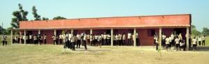 Tres aulas en Louly Benteign�